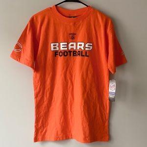 NFL Bears Football Short Sleeve Youth T-shirt NWT